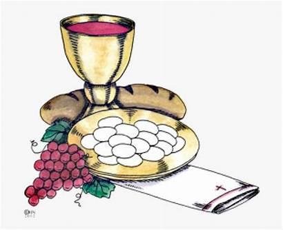 Holy Symbols Communion Eucharist Sacrament Cartoon Transparent
