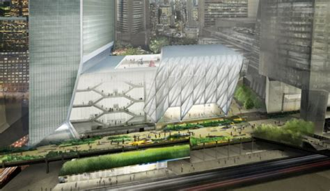 Culture Shed Hudson Yards by Manhattan Living 183 3 Big Projects Underway In Nyc S