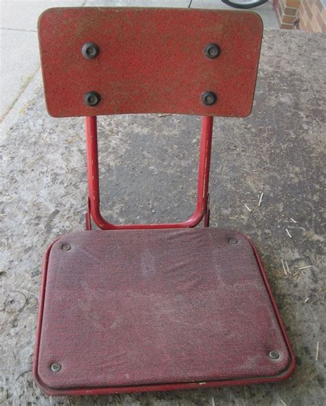 Vintage Folding Boat Seat by 17 Best Ideas About Fishing Boat Seats On