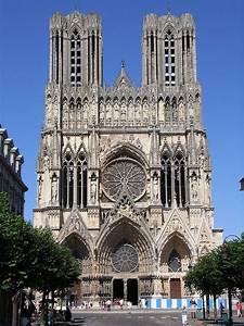 Cathédrale Notre-Dame de Reims - Wikimedia Commons