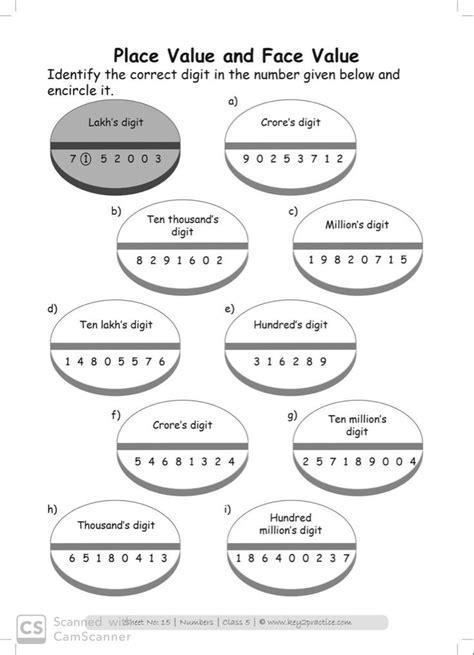 maths worksheets grade  numbers keypractice workbooks