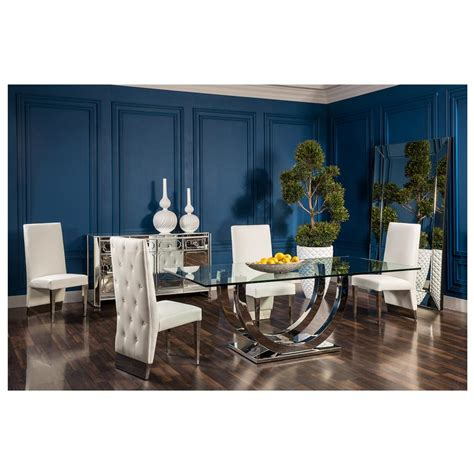 Janice Leaner Mirror  El Dorado Furniture