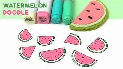 Watermelon Doodle