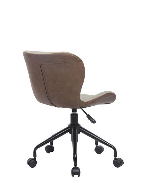 chaises de bureaux cara chaise de bureau design pivotante kayelles com