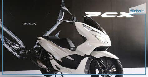all new honda pcx 150 harga dan spesifikasi tirto id