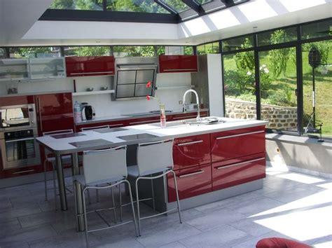 cuisine dans veranda photo des vérandas et jardins d 39 hiver pleins de charme cuisine
