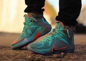 Nike LeBron 12 NSRL Close-Ups – Sole-U