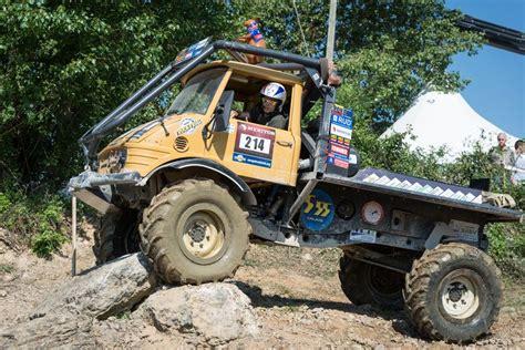 22° édition Europa Truck Trial 19 Et 20 Mai 2018