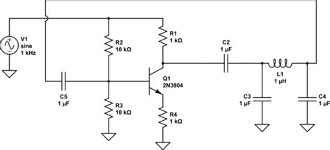 Amplifier How Does This Modulator Work Electrical