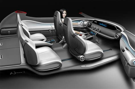 future mercedes interior mercedes benz g code concept interior indian autos blog