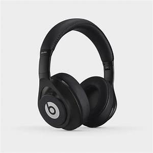 Amazon.com: Beats Executive Over-Ear Noise Cancelling ...  Headphone