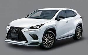 2018 Lexus NX F SPORT Body Kit from TRD Japan