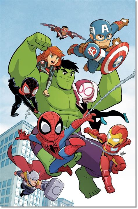 marvel renames  super hero adventures comics