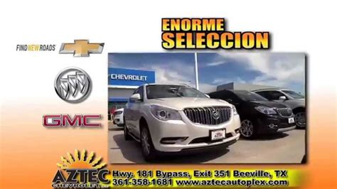 aztec chevrolet beeville myrna primeaux for the month of may spot for