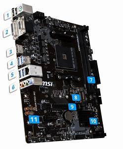 Msi B450m Pro-m2 Ryzen Motherboard - Best Deal