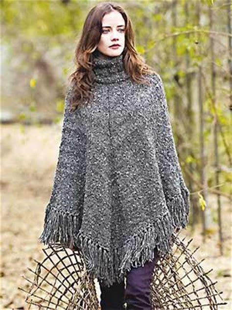 poncho knitting patterns a knitting