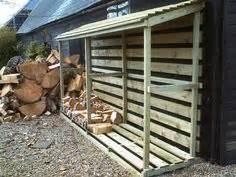 plans  firewood storage wood storage shed wood