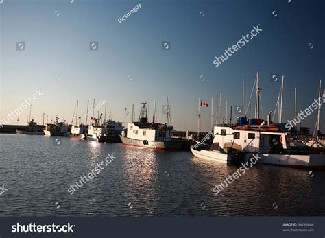 Commercial Fishing Boats Near Me by Commercial Fishing Boats Gimli Marina On Stock Photo