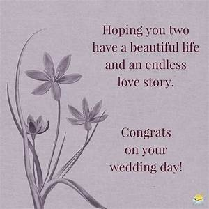 Wedding Wishes ... Wedding Felicitations Quotes