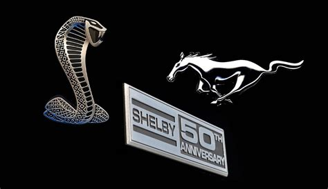 Ford Mustang Logo by Shelby Cobra Logo