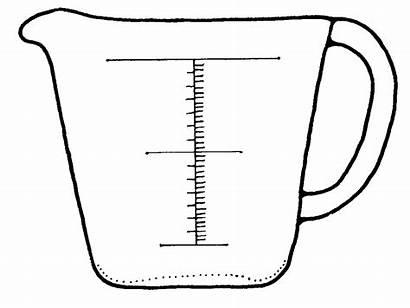 Measuring Cup Clipart Cups Clip Cliparts Jug