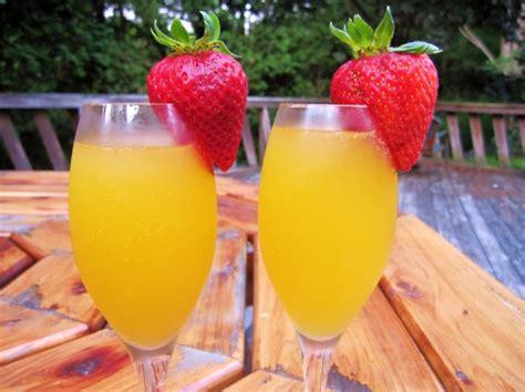 mimosa cuisine fruit mimosa recipe genius kitchen