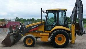 Volvo Bl61 Backhoe Loader Service Repair Manual In 2020