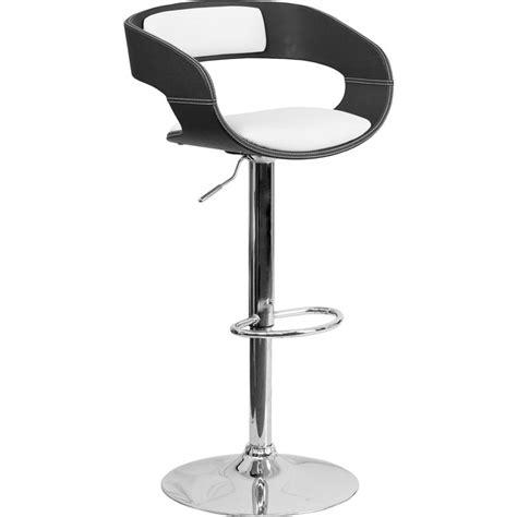 cincinnati kitchen cabinets bentwood two tone black white vinyl adjustable height 2207