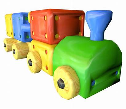 Mario Super Models Zip Wii Train Toy