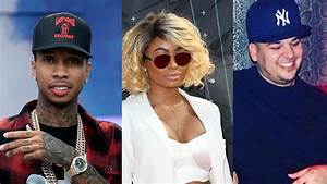 Tyga Reacts to Ex Blac Chyna and Rob Kardashian's Baby ...