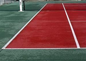 Goudron A Peindre : r v tement couleur pour terrain de tennis et bitume 12 ~ Premium-room.com Idées de Décoration
