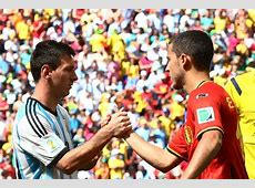 Eden Hazard is back, and so are the Messi and Cristiano