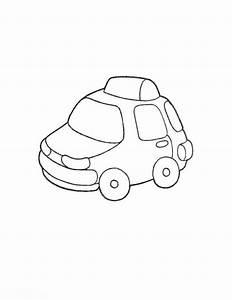 Ausmalbilder Zum Ausmalen Malvorlagen Polizeiauto Kostenlos 1