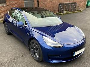 Tesla Model 3 Autopilot, White Interior, Standard Range + from SJONES LTD - Electric Car Specialist