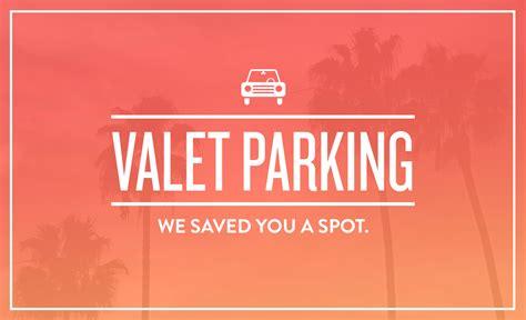 Valet Parking by Irvine Spectrum Center