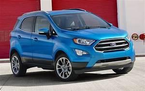 Ford Ecosport Titanium : 2018 ford ecosport titanium us wallpapers and hd images car pixel ~ Medecine-chirurgie-esthetiques.com Avis de Voitures