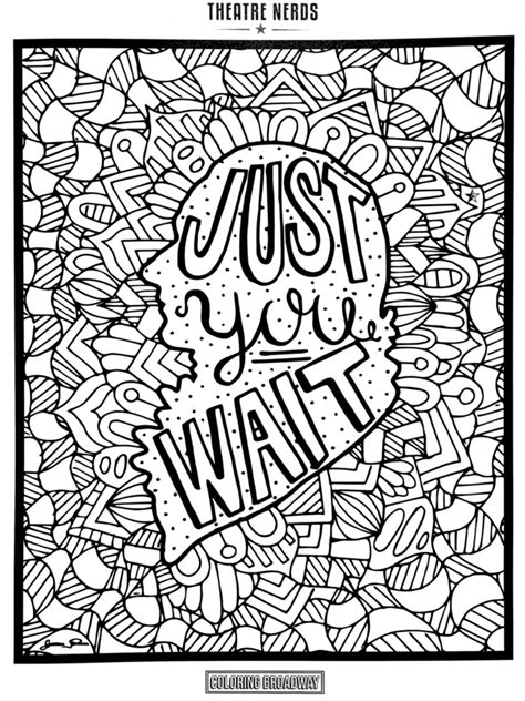 Publishes musicals and plays of the quality and diversity to meet the needs and interests of most theatres and producing. Broadway Coloring Pages at GetColorings.com   Free printable colorings pages to print and color