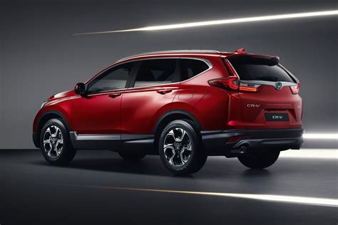Honda Crv Picture by Honda Cr V 2018 News Info Pics Spec Hybrid Car