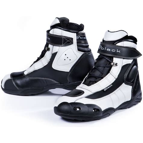 short motorbike boots black fc tech short motorcycle paddock boots ankle