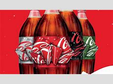 CocaCola's Ingenious Holiday Bottle Has a Label You Pull
