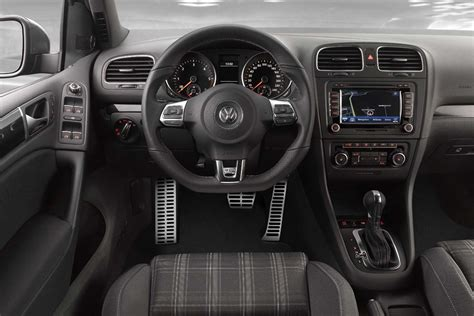 photo golf 6 gtd interieur