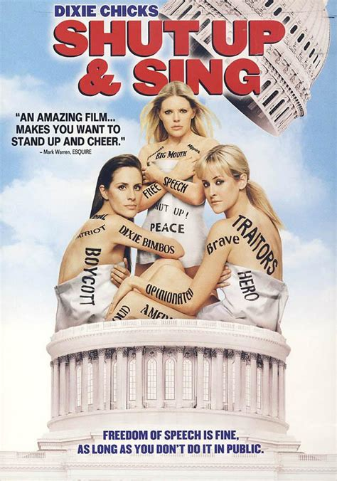 dixie chicks shut up and sing 2006 moviezine