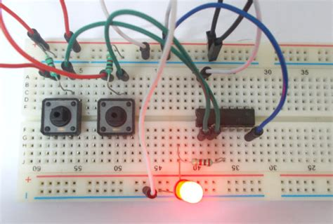 Nand Gate Circuit Diagram Working Explanation