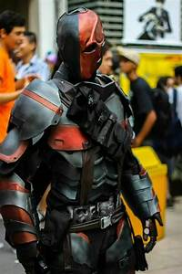 Deathstroke- Batman: Arkham Origins | Cool costumes ...