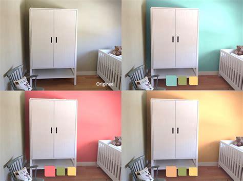 de juiste kleur voor je babykamer met de flexa kleurtester