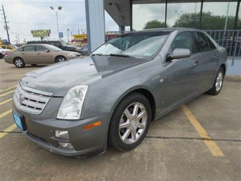 Cadillacs For Sale In Houston by Cadillac Sts For Sale In Houston Tx Carsforsale