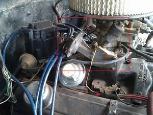 Engine Wiring  Vacuum Connections