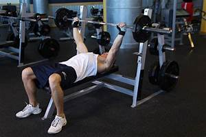 Wide-Grip Barbell Bench Press Exercise Guide and Video