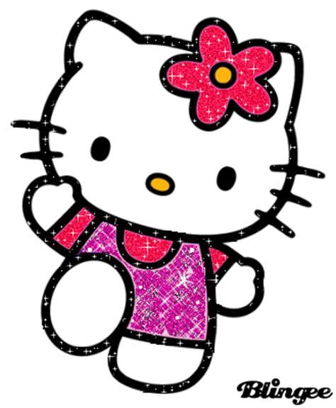 hello kitty glitter picture 83732131 blingee com