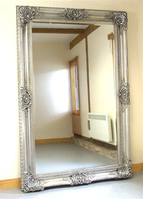 floor mirror ornate top 15 of ornate floor length mirrors
